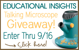 Enter to win an Electronic Microscope!