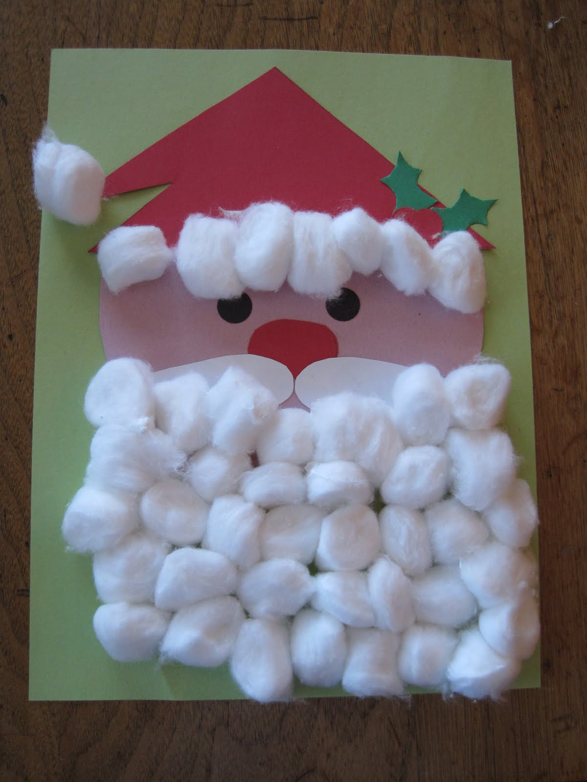 Santa Clause Craft