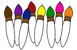 Paint Brush Color Matching