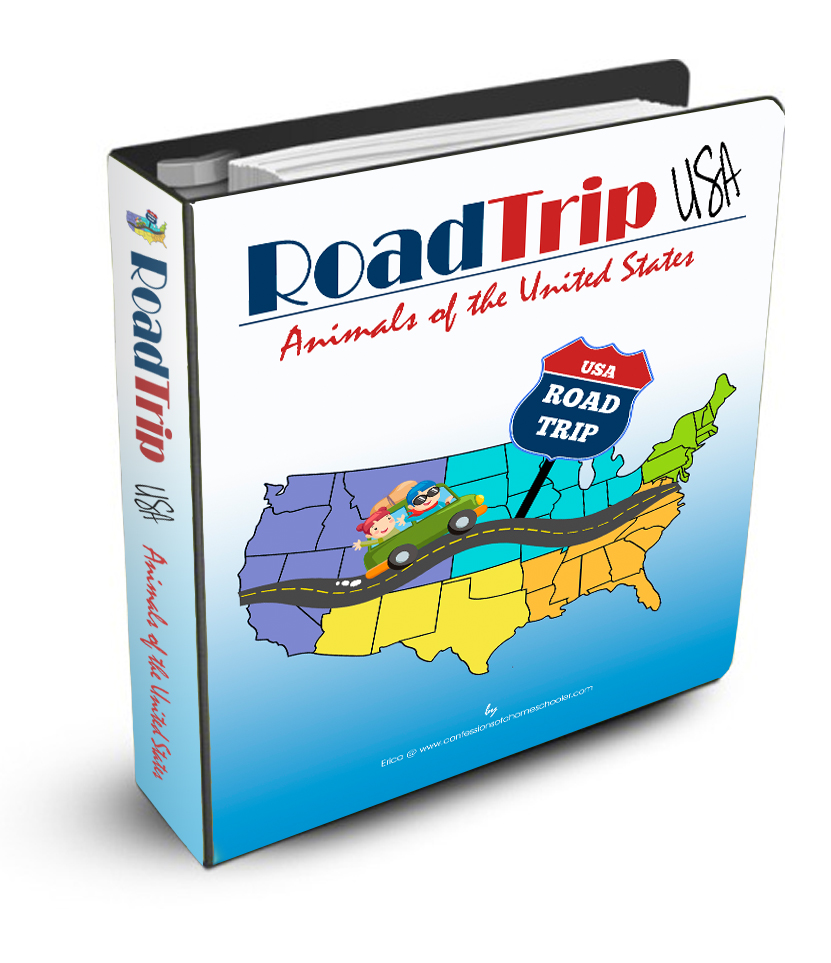 Road Trip USA: Animals of the United States!