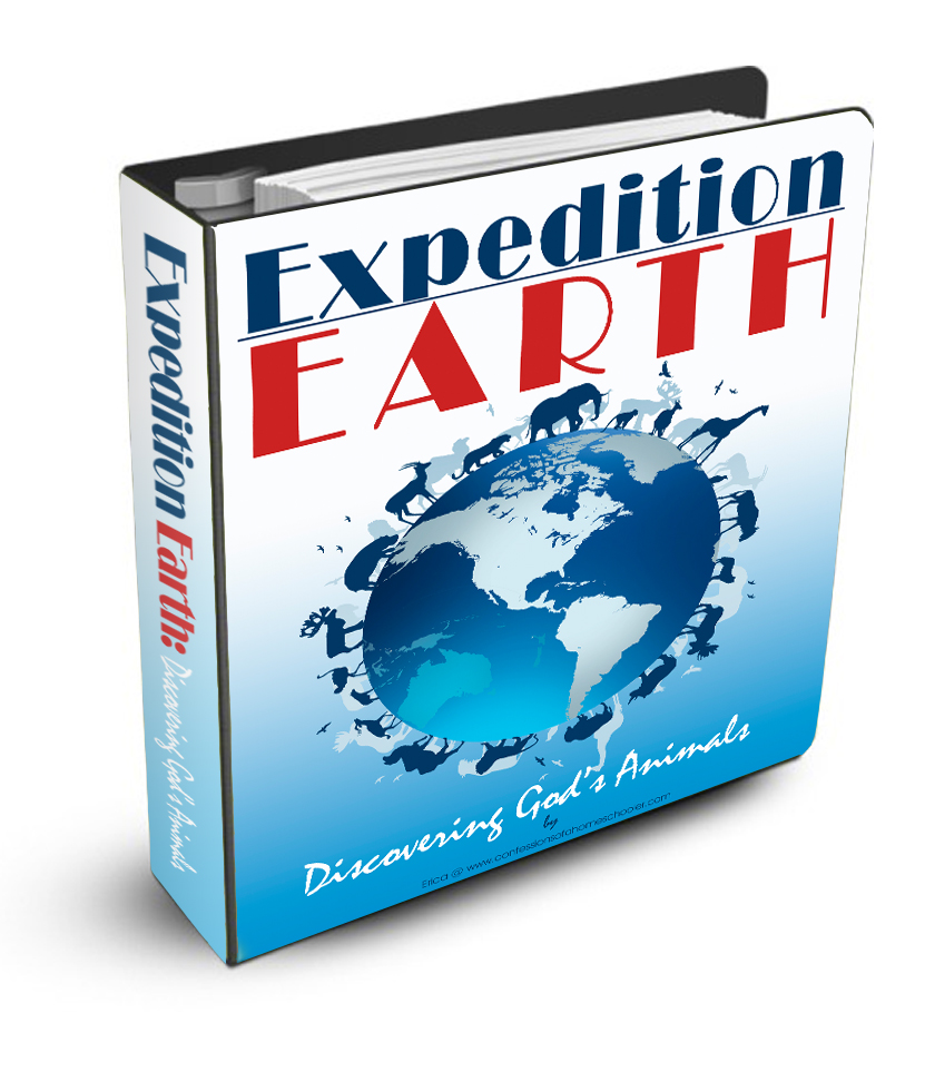 Expedition Earth: Discovering God's Animals