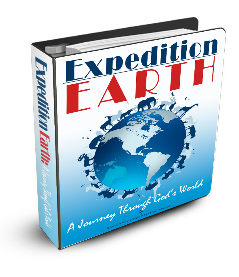 Expedition Earth: China Geography Unit