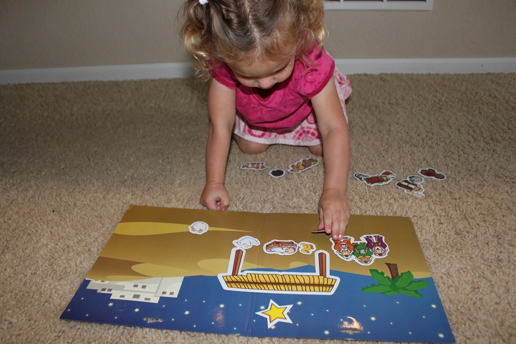 Alphabet Alley Review & Giveaway