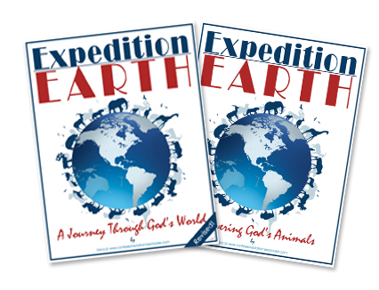 Expedition Earth Giveaway