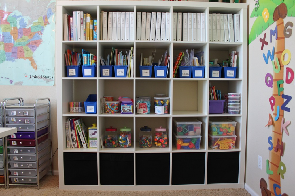 Classroom Ideas Ikea ~ Our schoolroom ala ikea confessions of a homeschooler