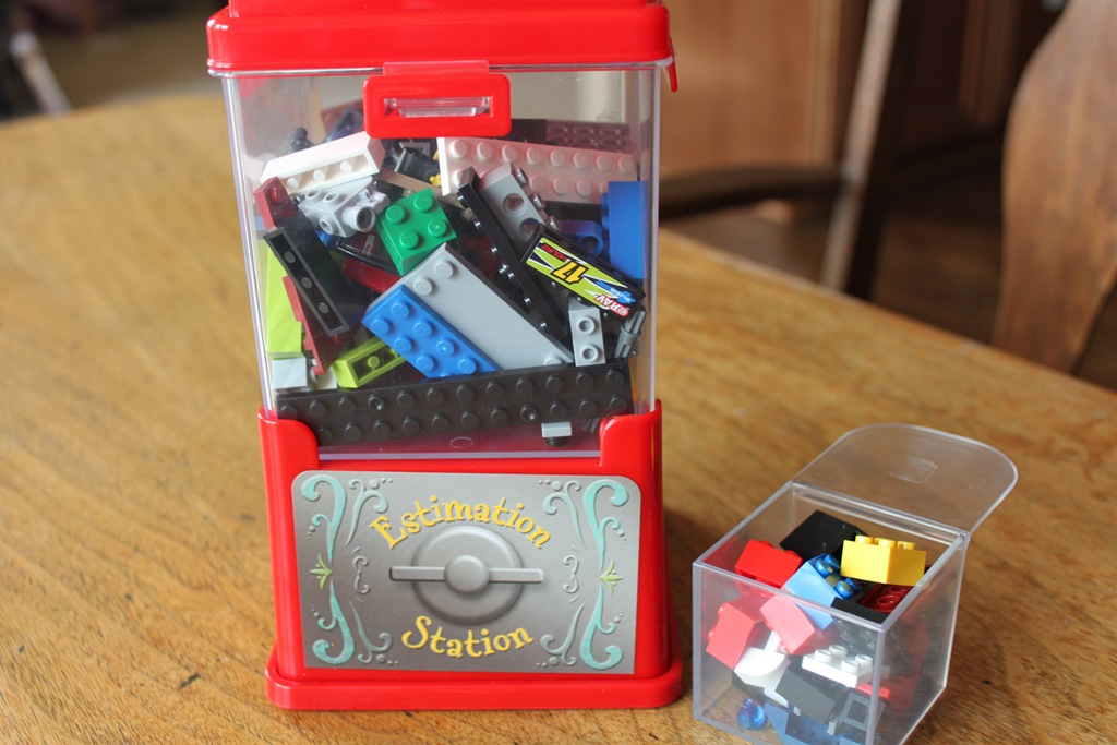 Estimation Station Review & Giveaway