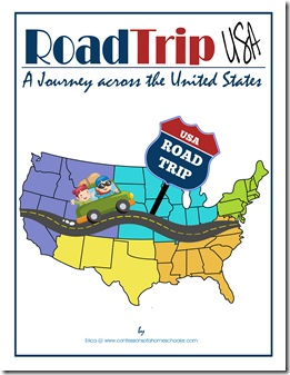 Road Trip USA Geography and History Curriculum & Giveaway