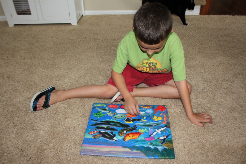 Learning Fun With Felt Giveaway