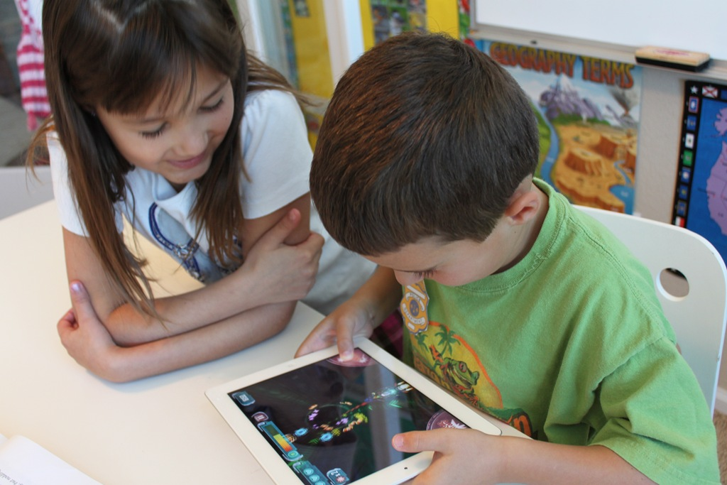 iPad Educational Apps