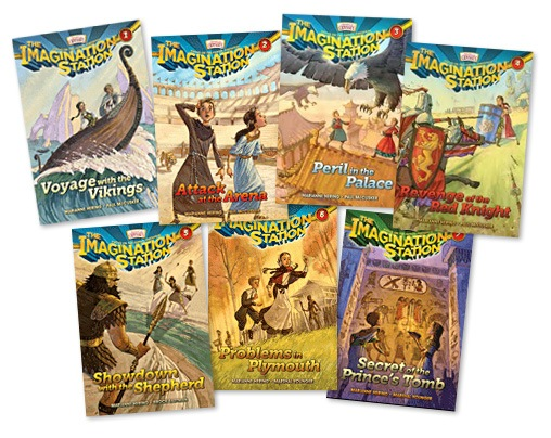 Adventures in Odyssey Giveaway!