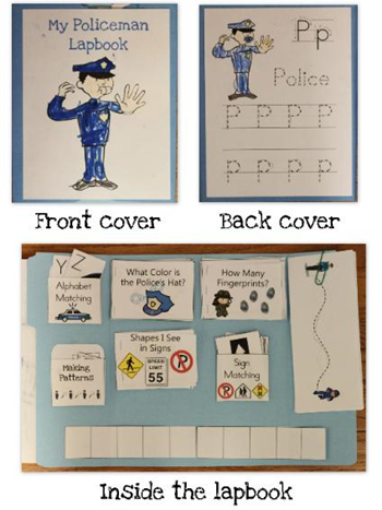 police officer lesson plans for preschool kindergarten officer printables confessions of a 262