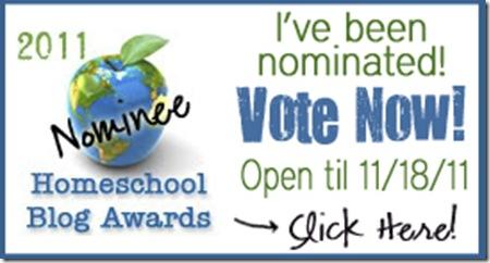 2011awardsvote
