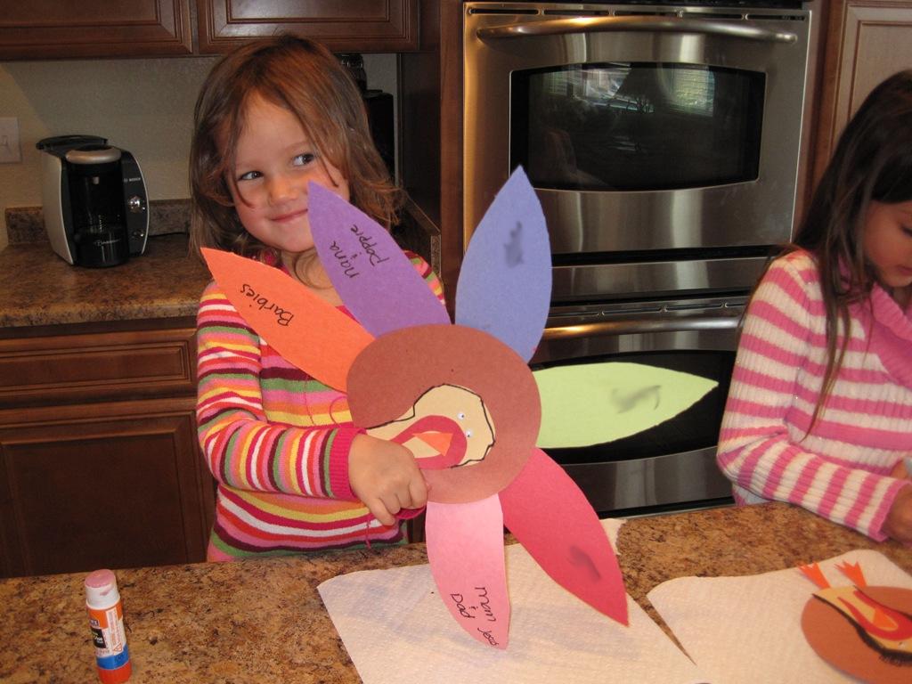 thankful turkey kids craft confessions of a homeschooler