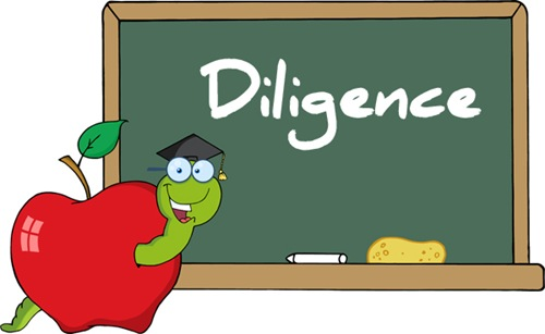 diligencetitle
