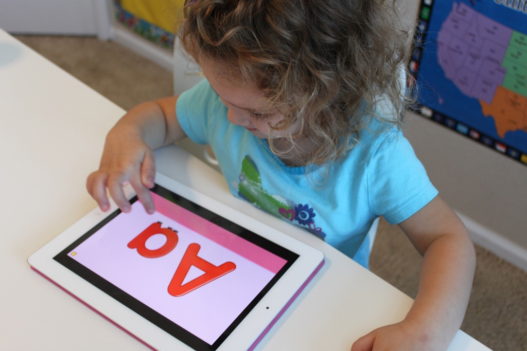 iPad Eductional Apps for Preschoolers - Confessions of a Homeschooler