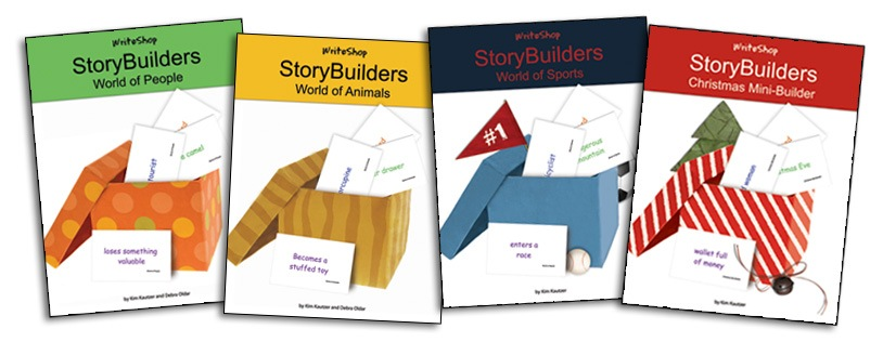 WriteShop Story Builders
