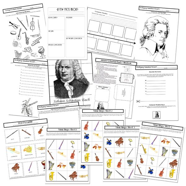 Monthly Composer Unit Study: Franz Schubert | Homeschool ...