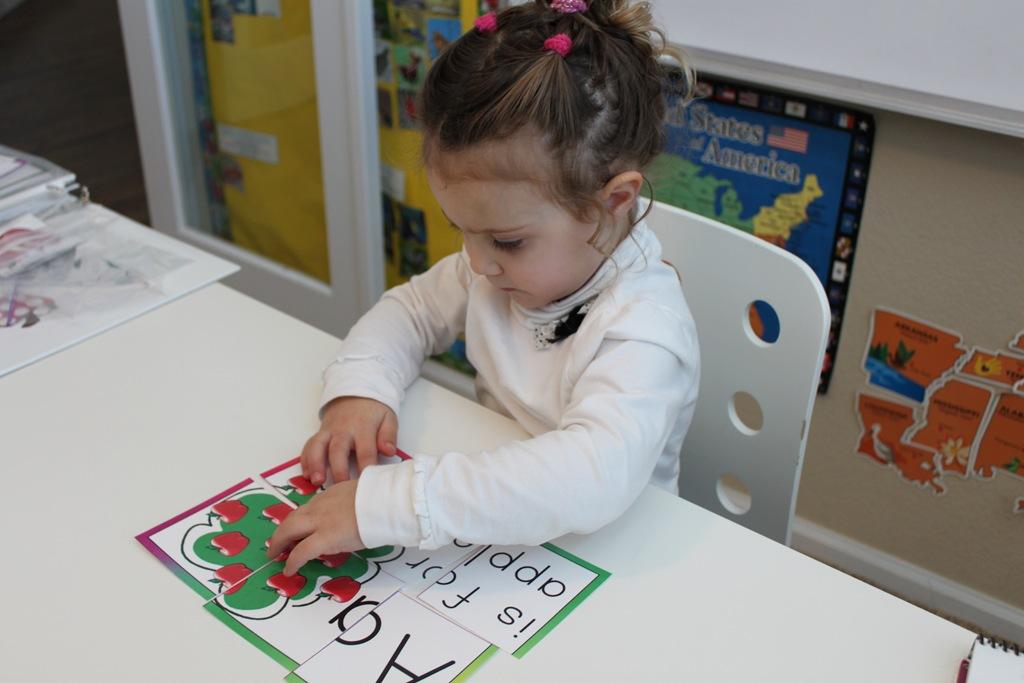 Toddler Activity Ideas