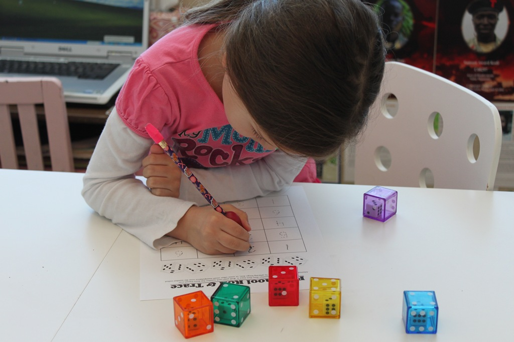 math worksheet : dice  domino math fun!  confessions of a homeschooler : Domino Math Worksheets First Grade