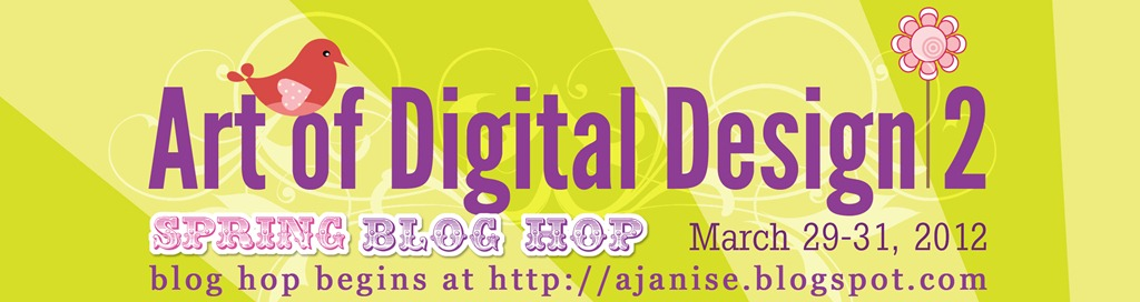JS Digital Designer Blog Hop!