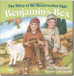 resurrectioneggbook