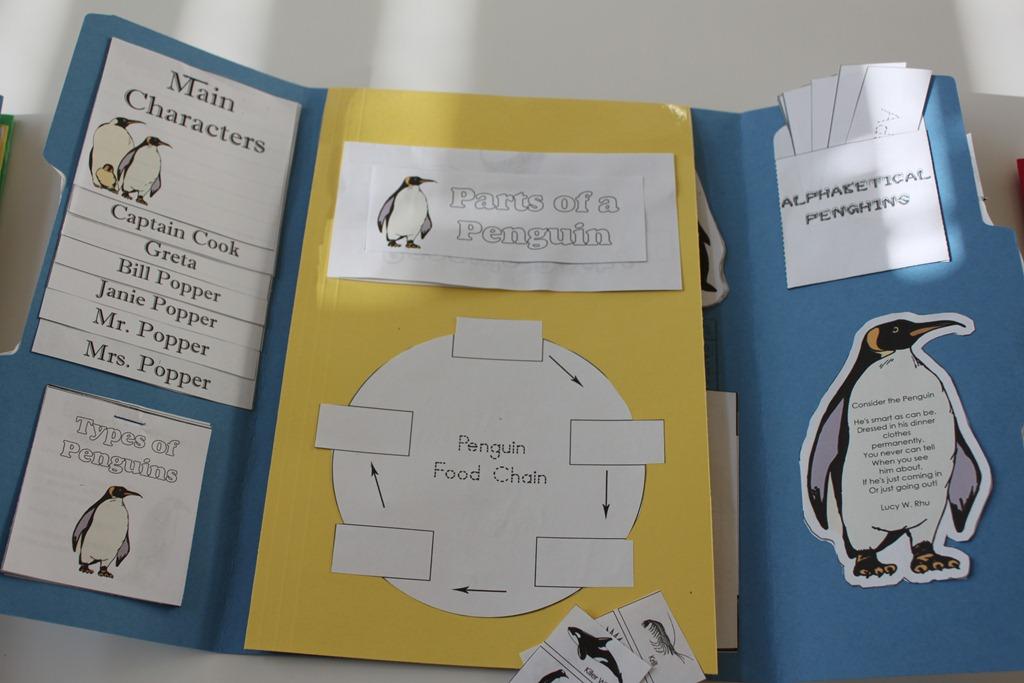 Mr. Popper\'s Penguins Unit Study Progress - Confessions of a ...