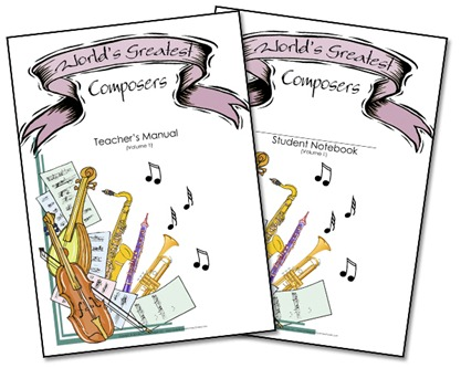 World's Greatest Composers Vol 1 Giveaway