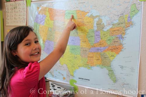 Road Trip USA North Dakota Geography Lesson