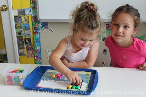Preschool Activities Letter F for Fish