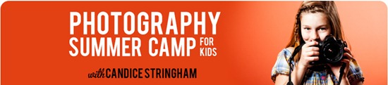 Photography Summer Camp for Kids!