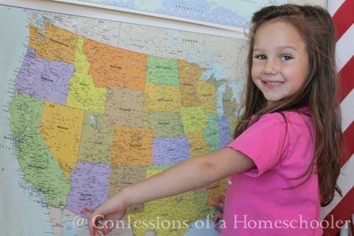 Road Trip USA: Arizona Geography Lesson