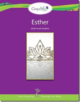 Grapevine Esther Bible Study Giveaway