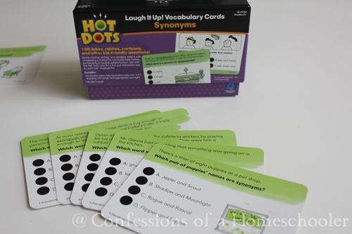 Educational Insights Hot Dots Giveaway!