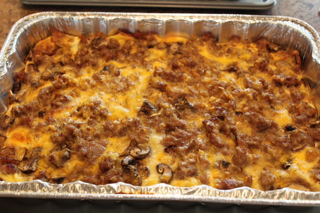 Easy Breakfast Bake Recipe!