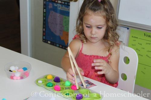 Teeny Tot Tuesday: Letter I Preschool Printables