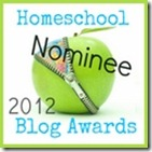 2012 HSBA Homeschooling Awards
