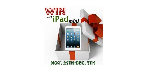 iPad Mini Giveaway!!