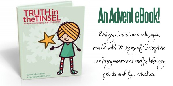 Truth in the Tinsel Giveaway!