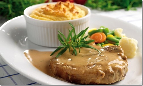 Easy Crockpot Pork Chops Recipe