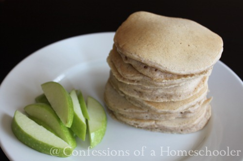 Yummy Homemade Pancake Recipe