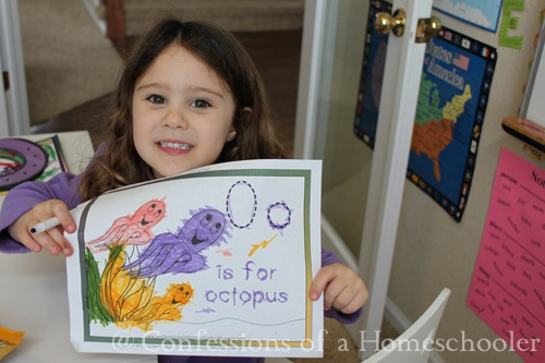 Letter O Preschool Activities for Kids