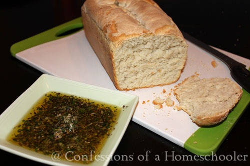 Homemade Carrabba's Bread & Dipping Sauce Recipe