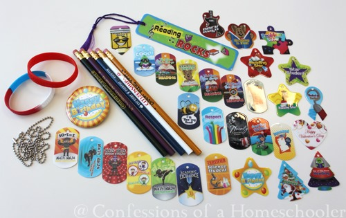 Reading Incentive Brag Tag Giveaway!