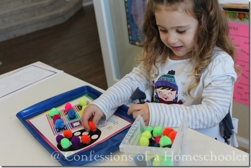 FREE! 1-20 Do-A-Dot Number Worksheets - Confessions Of A Homeschooler