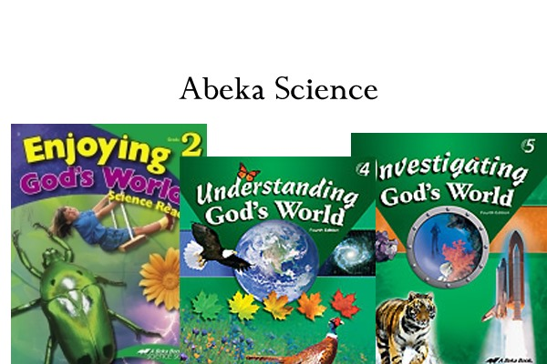 Image result for Abeka science
