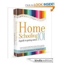 Homeschooling 101 Now in Paperback!