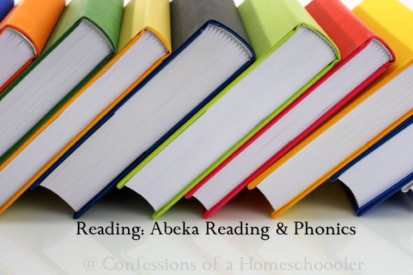 Homeschool Reading And Phonics Curriculum Forum Confessions Of A