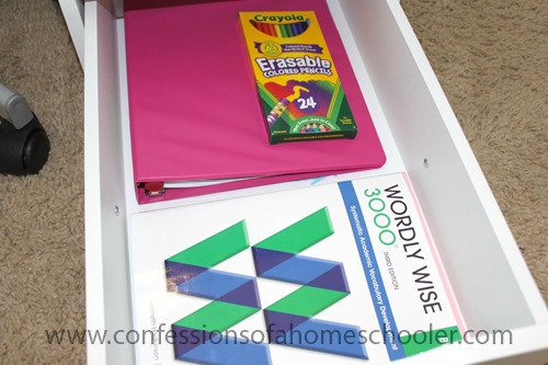 What's in the Workbox Wednesday: 2nd Grade