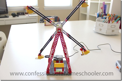 Lego Education Simple Machines Giveaway Confessions Of A Homeschooler