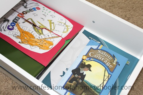 What's in the Workbox Wednesday: 4th Grade